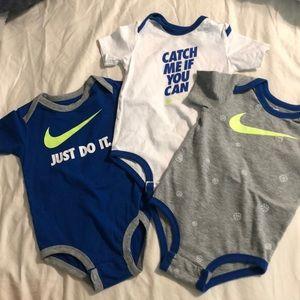 0623d883f Nike One Pieces | Infant Wvu Football Tracksuit | Poshmark